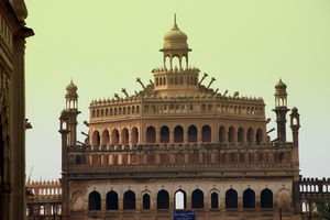 LUCKNOW....CITY OF ADAB, NAWABS AND KEBABS!