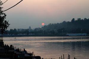At theHimalayan Foothills : Rishikesh