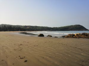An Adventurous Beach Trek, Gokarna