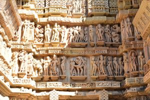Khajuraho! My first Solo - A thrill story!