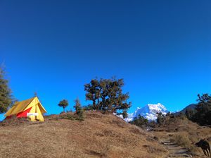 Statuesque Switzerland of India- Chopta