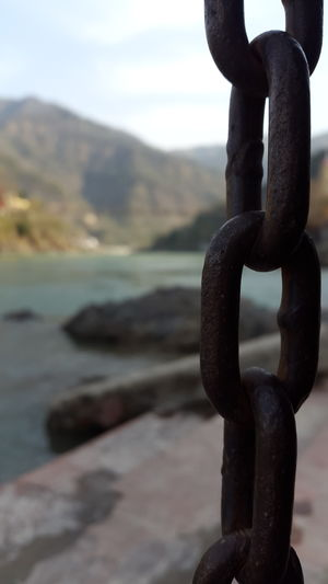 shackled in religious chains, our lifeline suffocates to death. R.I.P. Ganges.  #BestTravelPictures