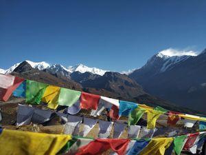 Goechala Trek 4900 meter