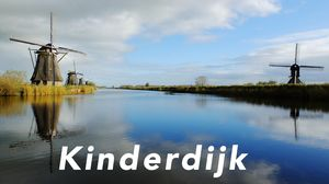The Dutch Windmills of KINDERDIJK