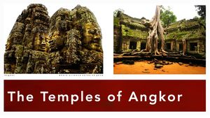 The temples of Angkor - Shiva con Stino