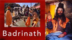 Badrinath Yatra - Shiva con Stino