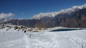 Winds Chills Thrills Auli