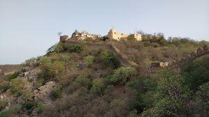 Bala Qila-Dhadikar Forte-Neemrana