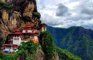 One Gloved Trek-Tiger Nest, Bhutan