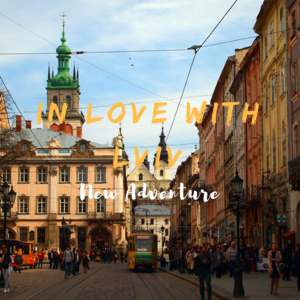 In love with Lviv