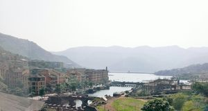 One day trip to a Dream City and an Adventure Camp...Lavasa and Xthrill camp