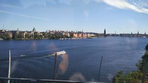 One Evening and One Day in Stockholm