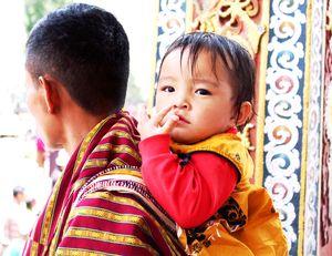 Bhutan: Let's Swipe a Smile Clean off Carbon