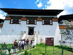 Semtokha Dzong 1/undefined by Tripoto