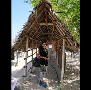 My First solo trip. Pondicherry, Auroville and Madurai.