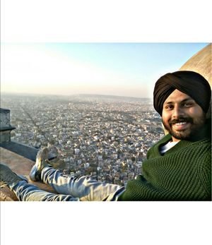 4th SOLO TRIP TO RAJASTHAN, 6 DAYS & 7K BUDGET