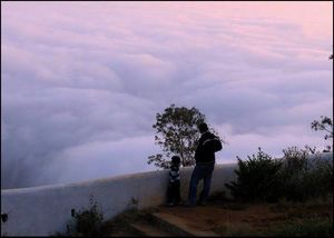 Nandi Hills : A walk in the clouds | Weekend getaway from Bangalore