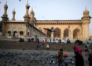 Mecca Masjid 1/undefined by Tripoto