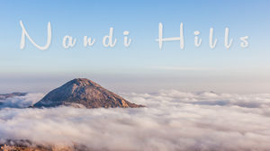 Nandi Hills Karnataka - The Real Experience | Traffic Jam @ Nandi Hills in Jan 2017 | TRAVEL VLOG |
