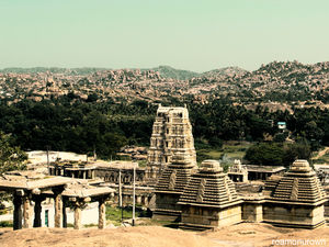 Hampi: A journey back in time