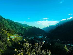 The lesser known Barot Valley