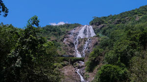 A trekking experience to Dudhsagar Waterfalls | Goa | India
