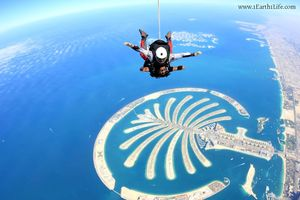 Skydiving in Dubai - An exhilarating experience!