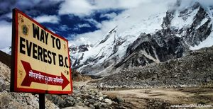 Everest Base Camp Trek - Nepal