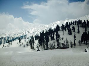 Plunge into the divine beauty of Kashmir in the depth of winters