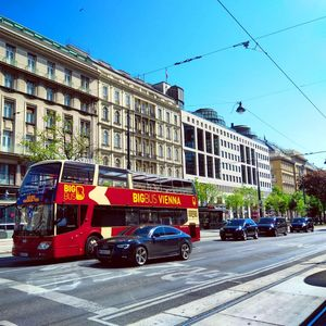 Glimpses of Vienna, Austria