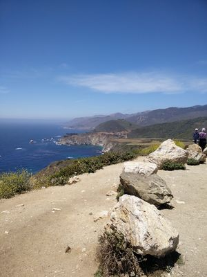 SF to LA road trip. Mount Wilson Observatory via California one