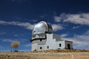 Hanle: exploring the worlds highest observatory at Ladakh, India