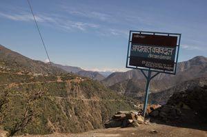 Kartik Swami Temple Hike,Kanak Chauri,Uttarakhand