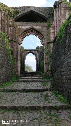 The less-travelled roads - Mandu