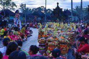 Unlocking Ubud during Nyepi : Balinese New Year