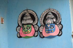 Charida - The Mask Village