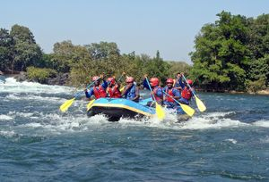 Get ready for some power packed rafting and nature in Dandeli