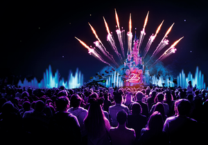Disneyland® Paris Turns A Sparkly 25: Be Mesmerised By This Magic Kingdom!