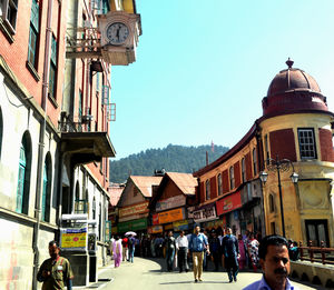 A day out in Shimla