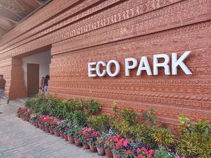 Eco Park: an escape from the hustle n bustle.. In my City.. of Joy - Kolkata