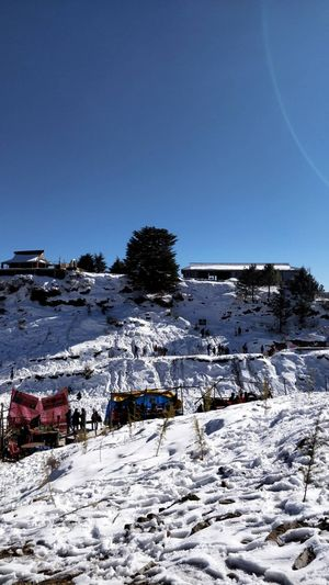 Weekend trip to Shimla-Kufri