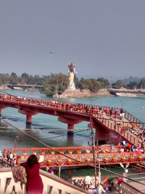 Rishikesh- India's best place for RIVER RAFTING #adventureactivity
