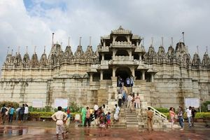 A day trip to Enormous Jawai bandh and Mesmerizing Ranakpur jain temple