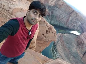 Selfie at the suicide capital of Arizona! #SelfieWithAView #TripotoCommunity