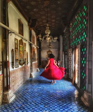 Have you been to the mirror palace of Bhuj?