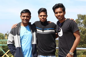 Tres Amigos @ Mysore-Ooty(Lakes & Palaces- Story 1)