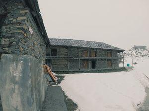 Paradise in himachal -Prashar Lake track.