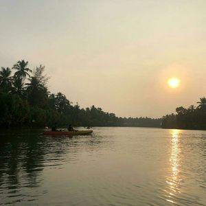 Kayaking at Mulki,Mangalore-A short weekend getaway from Mangalore