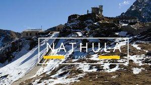 A breathtaking experience at 14000 feet Nathula Pass - KrishAyyan