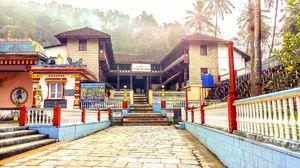 Tiny Temple town - Kalasa